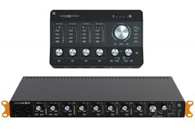 NAMM 2019: Arturia AudioFuse Studio und AudioFuse 8Pre