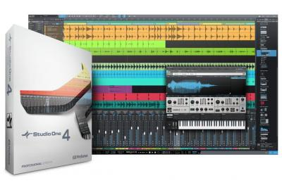 PreSonus Studio One 4.5 jetzt erhältlich
