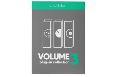 Softube Volume 3 Plug-in Bundle jetzt erhältlich