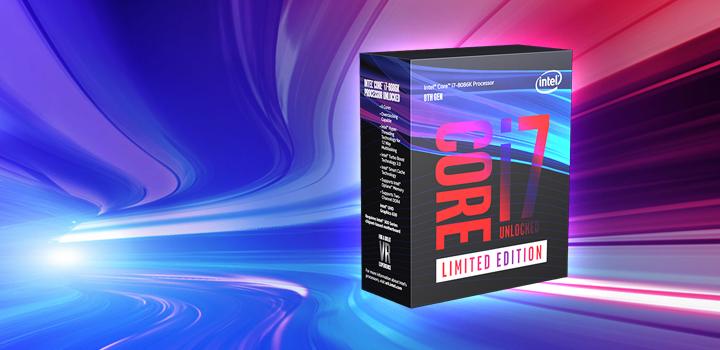 Limitierte Intel CPU für die nächsten 30 PC-Bestellungen