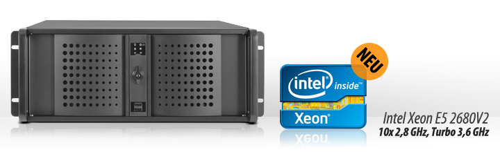 Audioworkstation Xeon