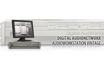 Digital AudionetworX - Audioworkstation Vintage