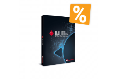 Steinberg Halion 6 bis 30.11.2018 zum Sonderpreis - 52% Discount