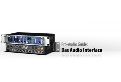 Das Audio Interface