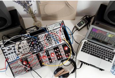 Ableton Live CV Tools für Modularsysteme