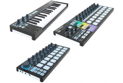 Arturia Keystep und Beatstep Black Editions