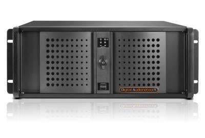 DA-X Audio Workstations mit Intel Rocket Lake Prozessoren