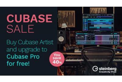 Cubase Artist kaufen -> Cubase Pro bekommen