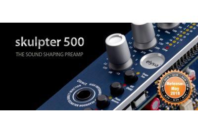 Musikmesse 2018: Elysia Skulpter 500