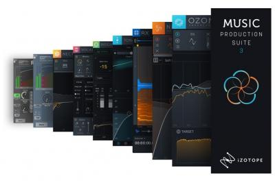 iZotope Music Production Suite: 50% off