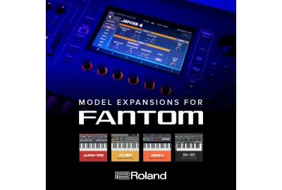 Roland Fantom Update 2.1 - ZEN-Core Expansions