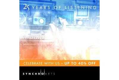 Sychnro Arts bis zu 40% off