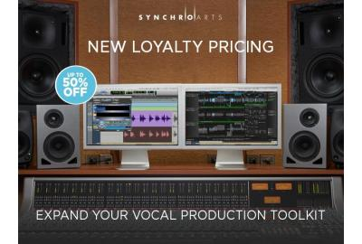 Synchro Arts Loyalty Pricing