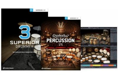 Toontrack Orchestral Percussion SDX