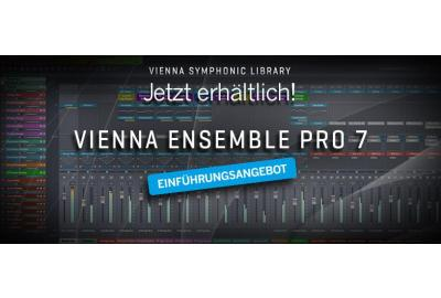 VSL Vienna Ensemble Pro 7 ab sofort erhältlich