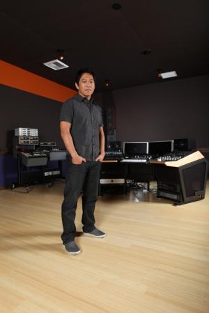 Erick Labson von Universal Mastering setzt auf Lavry