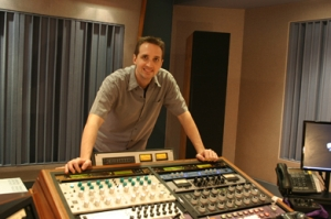 Lavry Gold bei The Vault Mastering in NYC