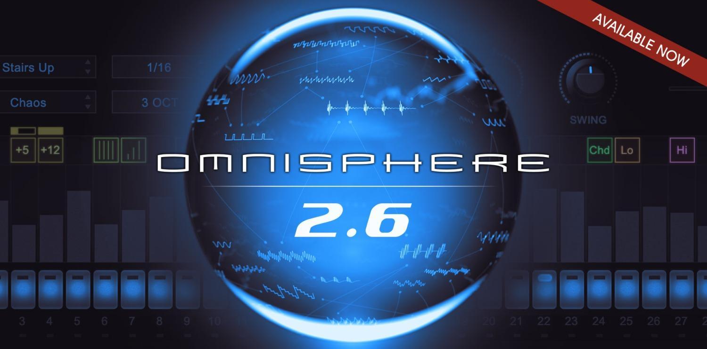Spectrasonics Omnisphere 2.6