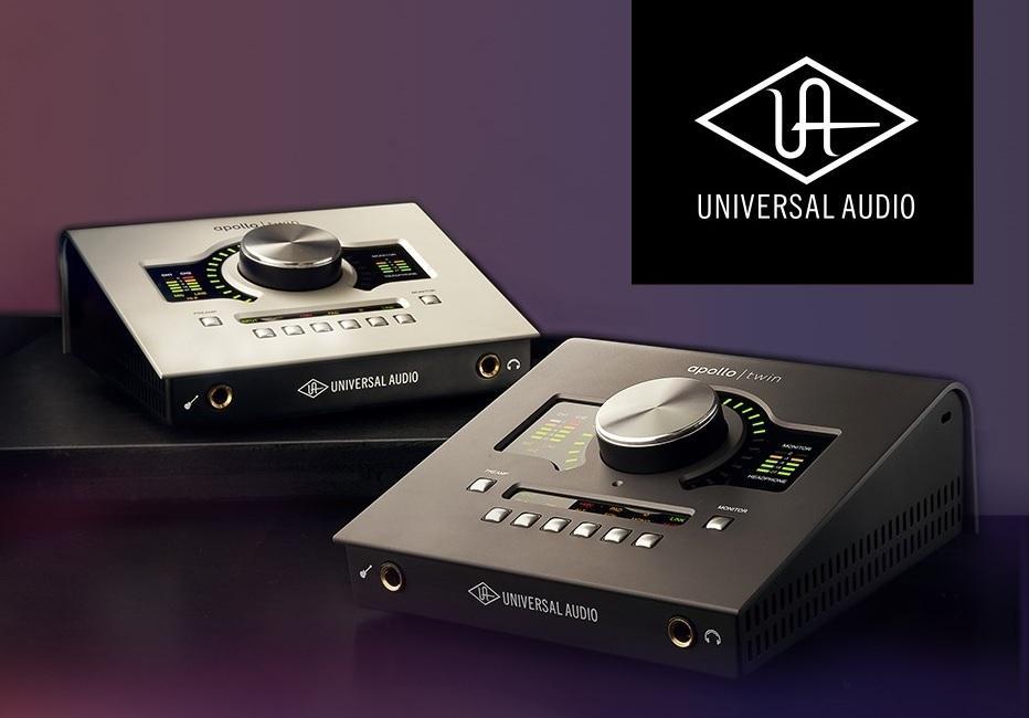 UA Apollo Twin mit Analog Classics Pro Bundle gratis