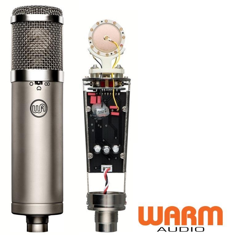 Warm Winter - WA-47jr Mikrofon gratis