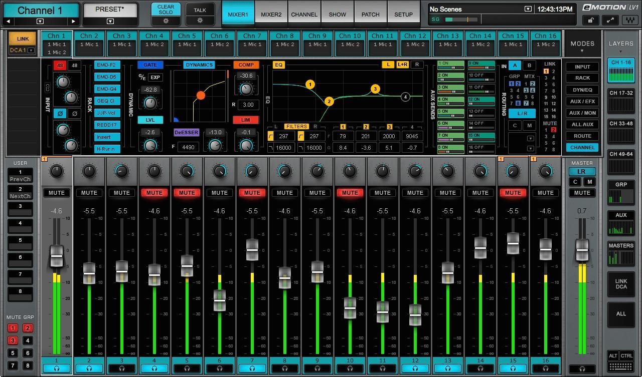 Waves SoundGrid Workshop mit Eran Ben Zur