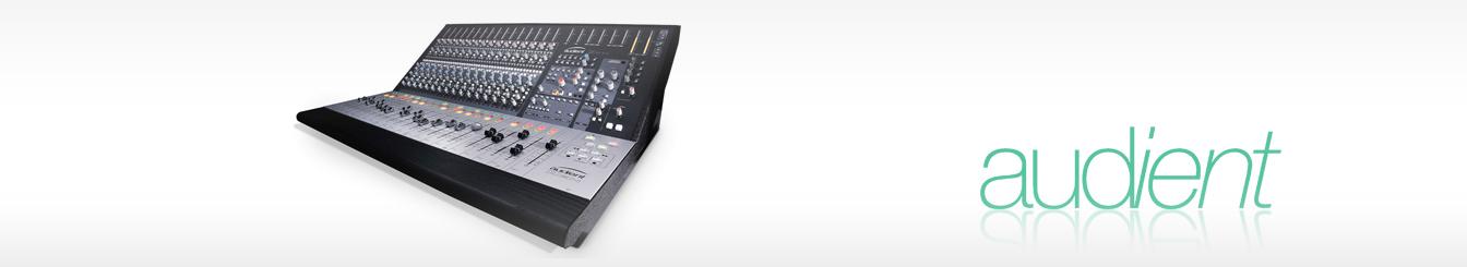 Audio Interface-Audient