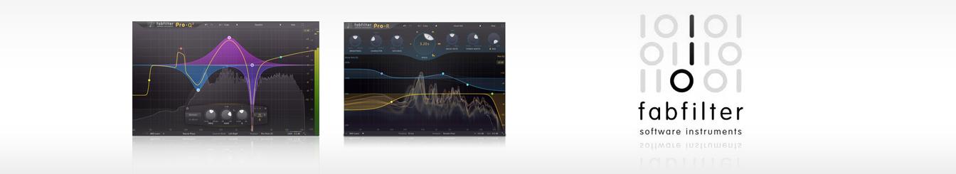 Virtuelle Klangerzeuger-FabFilter