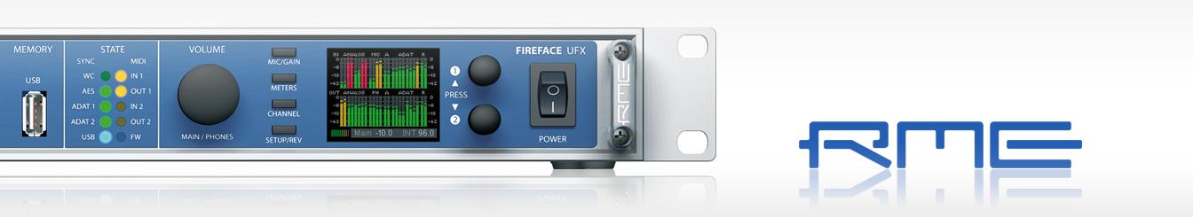 Audio Interface-RME
