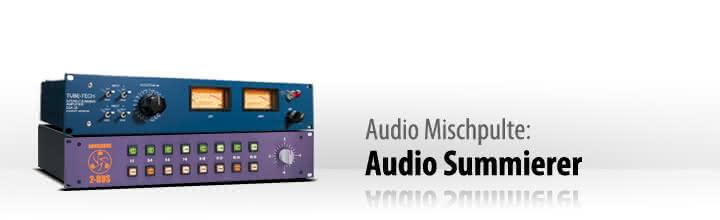 Audio Summierer