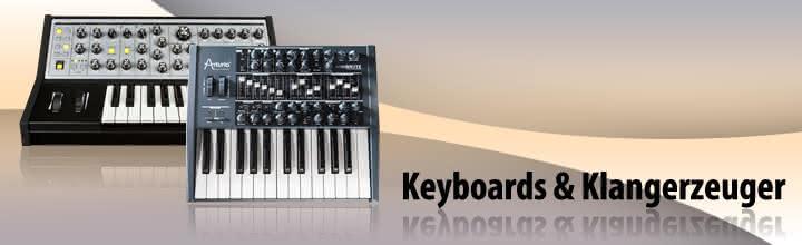 Keyboards und Klangerzeuger