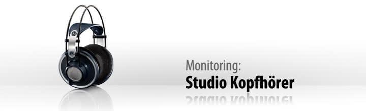 Studio Kopfhörer