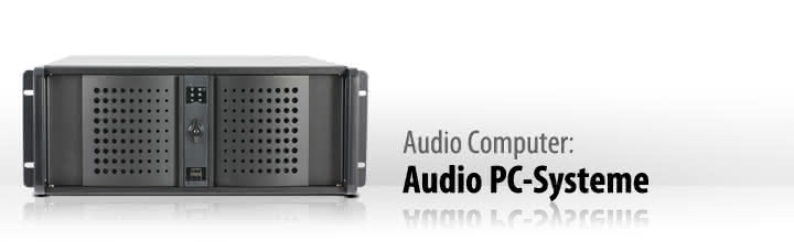 Audio PC Systeme
