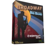 Fable Sounds Broadway Big Band-0