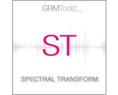 Ina GRM Tools Spectral Transform 3-0