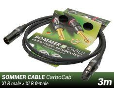 Sommer Cable Carbokab XLR male - XLR female 30m-0