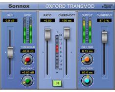 Sonnox Oxford TransMod HD-HDX-0
