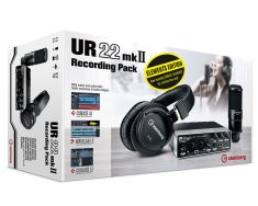 Steinberg UR22 MKII Recording Pack - Elements Edition-0