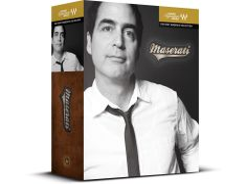 Waves Tony Maserati Signature Series Collection Bundle-0