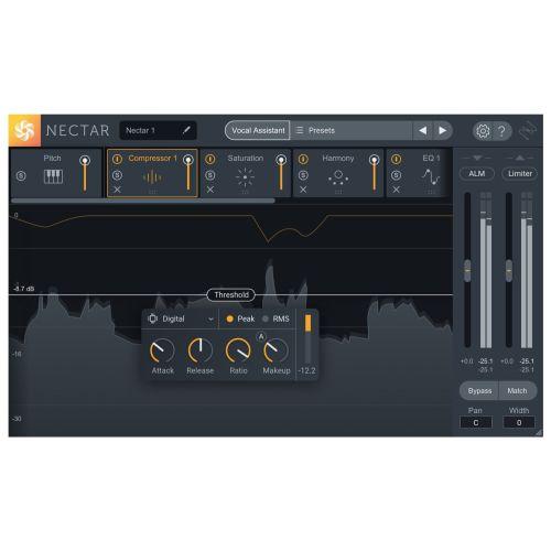 iZotope Music Production Suite 2 1 Upgrade von MPS1